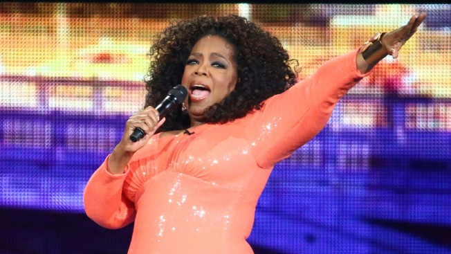 Oprah Auctioning Off Wardrobe for Charity