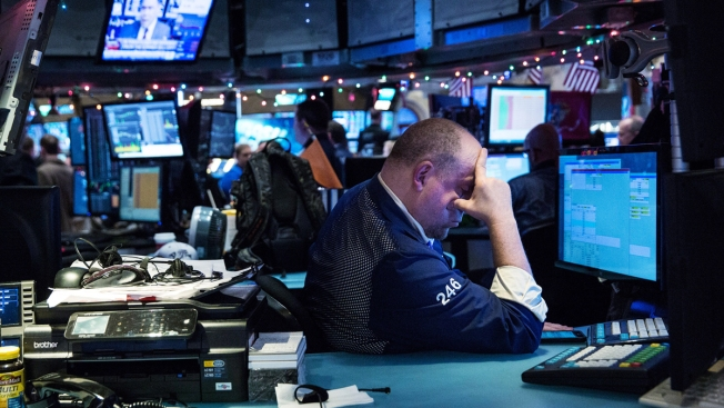 Dow Down 276 Over Fresh Concerns on China