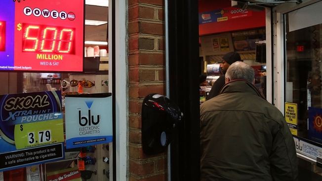 Winning Numbers Drawn for $500M Powerball