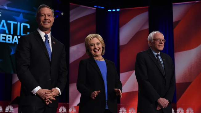 Unsanctioned Democratic Debate on MSNBC Announced