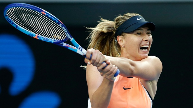 Sharapova's Doping Ban Cut Down From 2 Years to 15 Months