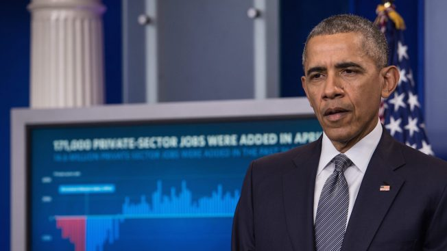 Obama Calls on GOP Congress to Raise Minimum Wage, Invest in Infrastructure Spending