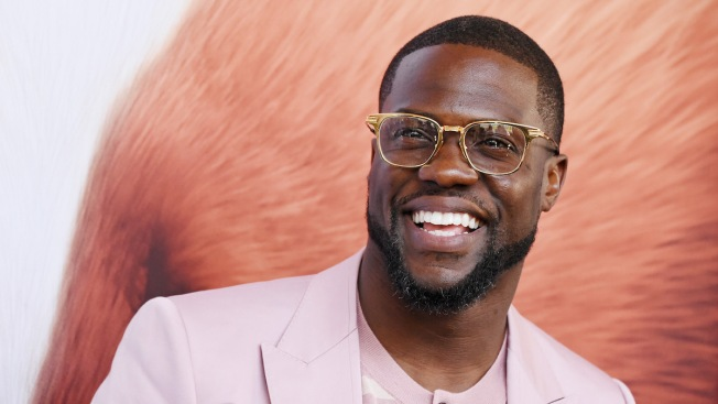 Kevin Hart Suffers 'Major Back Injuries' After Car Crash