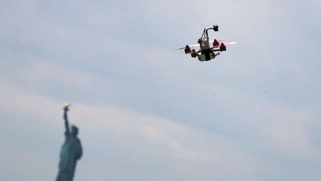 Drones Carrying Defibrillators Could Aid Heart Emergencies