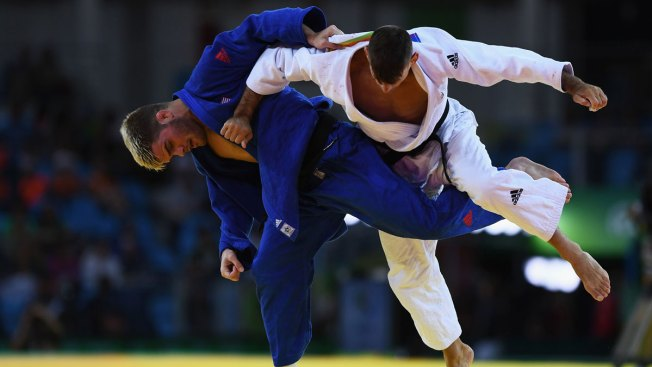 US Judoka Hoping for Redemption in Rio Gets Eliminated