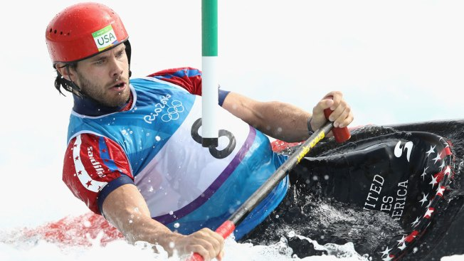 ETSU trained athlete competes in canoe slalom finals