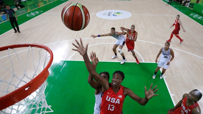 Women's Basketball: US Beats France, Heads to Gold Medal Game