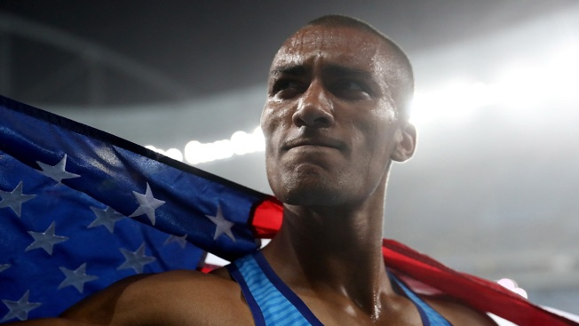 Decathlon Champ Eaton Ponders Next Steps, Won't Defend Title