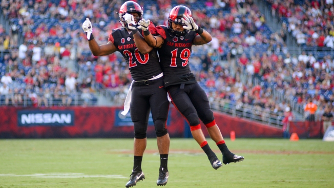 Aztecs are the Mountain West Conference Champs