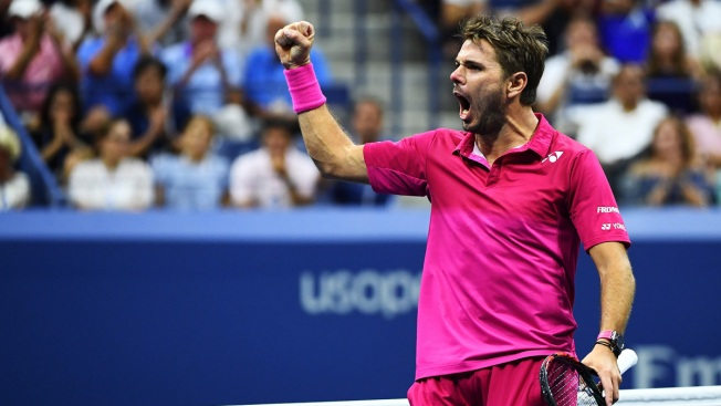 Wawrinka Tops Djokovic for 1st US Open Title, 3rd Grand Slam