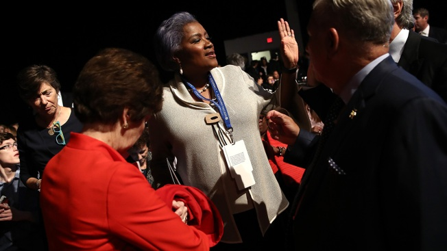 'Completely Uncomfortable' With Clinton Rumors, CNN Cuts Ties With Donna Brazile