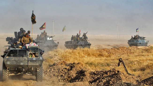 UN Readies for Mass Civilian Exodus as Troops Near ISIS-Held Mosul