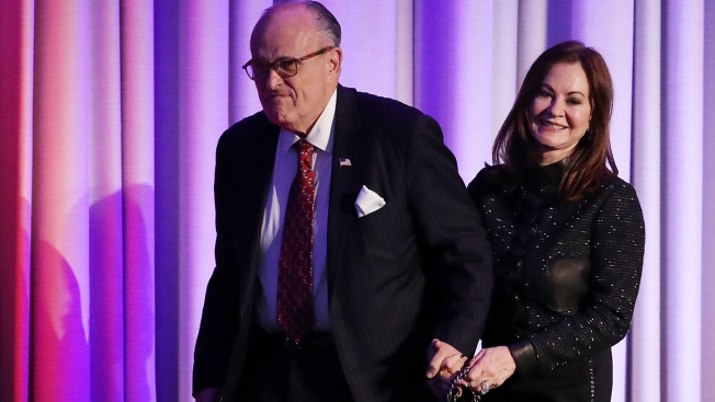 Giuliani Spent $12K on Cigars, Wife Claims During Divorce Hearing