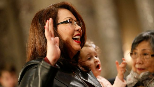 Duckworth To Be 1st US Sen. To Give Birth While in Office