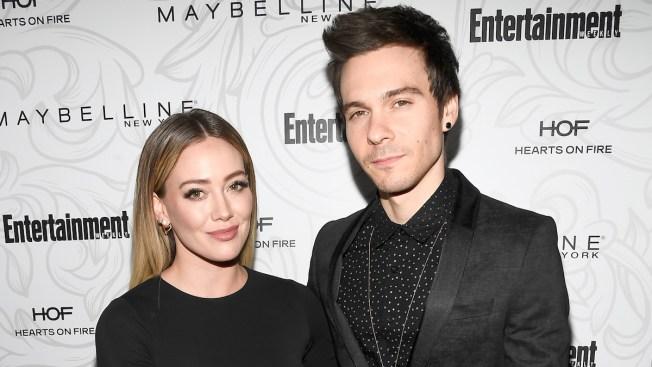 Hilary Duff Welcomes First Daughter With Boyfriend Matthew Koma