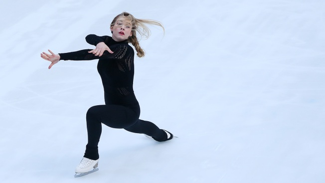 Olympian Gracie Gold Opens Up About Body Standards