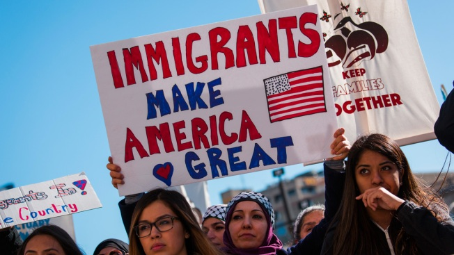 Thousands Protest Immigration Crackdown in Wisconsin 'Day Without Latinos'