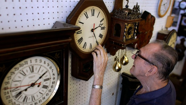 Time for a Time Change in US With Return of Standard Time