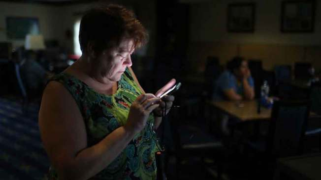 Cellphone Networks Have Weathered Harvey, So Far