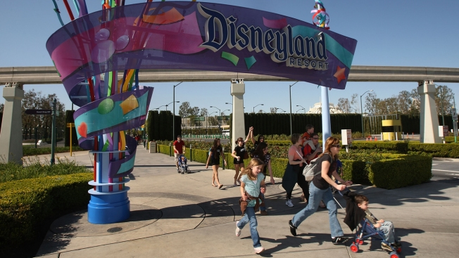 Disney Rolls Out 'Peak' Pricing on 1-Day Park Tickets