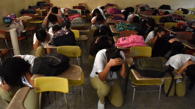 World's Largest Earthquake Drill to Help Millions Practice in Event of Disaster