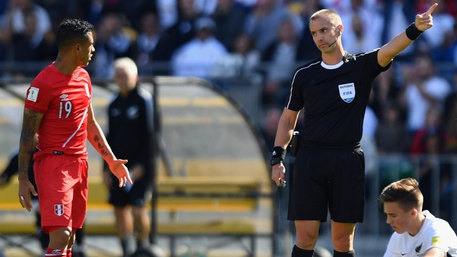American to Referee Wednesday World Cup Match