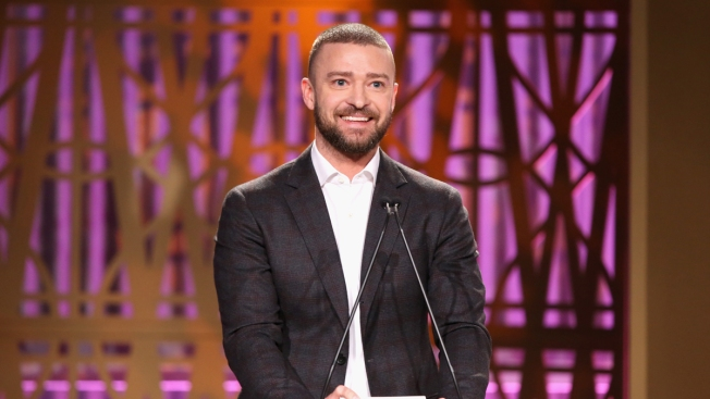 Timberlake Previews Album in Forest-Like Space, Bugs and All