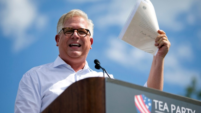 SiriusXM Suspends Glenn Beck Over Guest's Comments About Donald Trump
