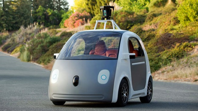 Google Wants Robot Cars On the Road By 2020