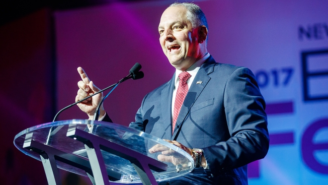 Louisiana's Democratic Governor Forced Into Runoff for Reelection