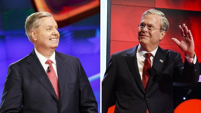 Jeb Bush Wins Endorsement of Lindsey Graham