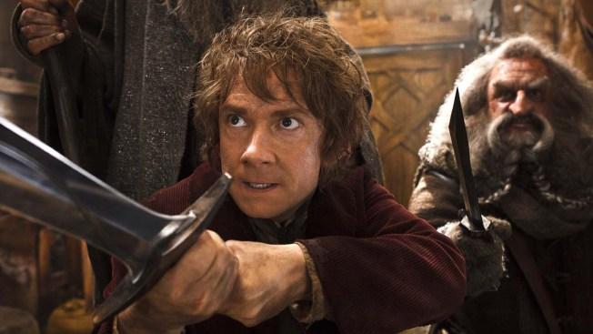 """A Change of """"Hobbit"""""""