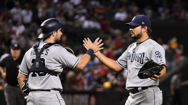 Padres Extend Their Hand, Give All-Star 3-Year Extension