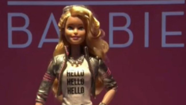 New Wi-Fi-Enabled Barbie Can Be Hacked, Researchers Say