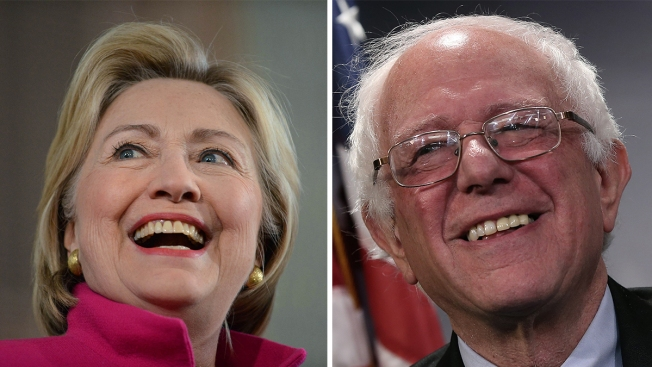Poll: Clinton Holds 25-Point National Lead Over Sanders