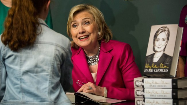 "Hillary Rodham Clinton to Sign Copies of ""Hard Choices"" in La Jolla"