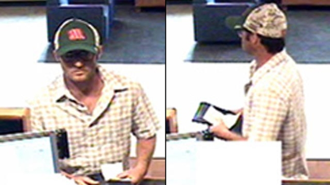 'Ho-Hum' Bandit Pleads Guilty to San Diego Bank Robbery Spree