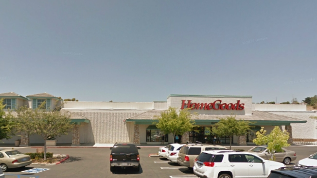 Fire Breaks Out at HomeGoods Store