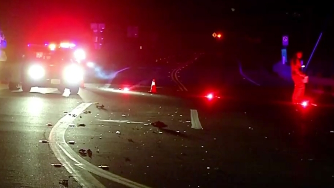 Motorcyclist, Pedestrian Killed in Crash ID'd