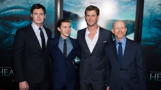 With 'Force Awakens' Looming, 'Heart of the Sea' Sinks