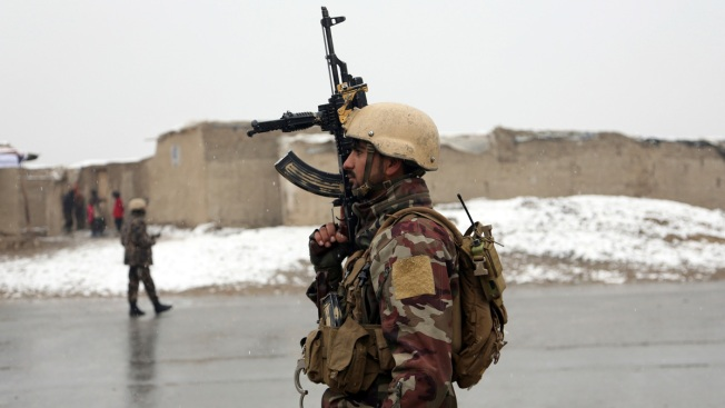 11 Afghan Troops Die in ISIS Attack on Kabul Military Academy