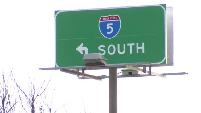I-5 SB in La Jolla to Close Overnight for Bridge Construction