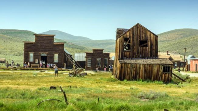 History's Alive at Friends of Bodie Day