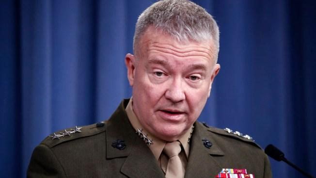 US Commander Says Mideast Buildup Prompted Iran 'Step Back'