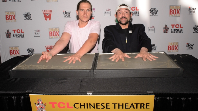 Jay and Silent Bob Make Their Mark at Theatre Box San Diego