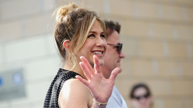 Jennifer Aniston Gets Emotional When Discussing Self-Doubt