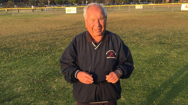 88-Year-Old Little League Coach a Major Hit in San Diego