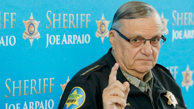 Sheriff Joe Arpaio in Contempt for Violating Order to Stop Racially Profiling Latinos
