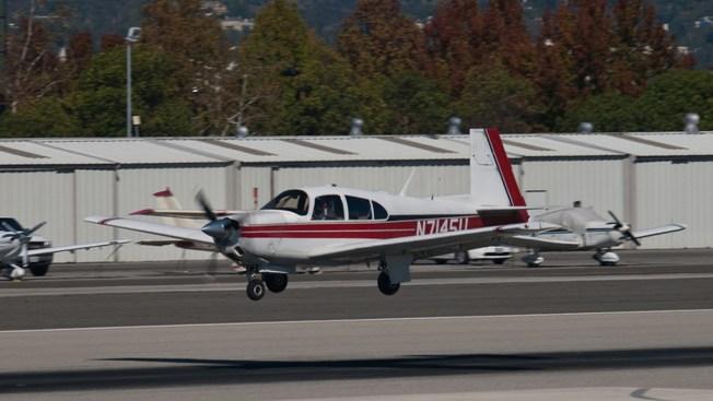 Man and Woman Killed in Julian Plane Crash