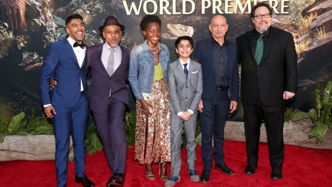 'Jungle Book' Roars With $103.6 Million Debut